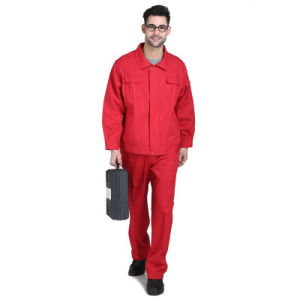 with Best Price Custom Design and Logo Flame Retardant Workwear pictures & photos