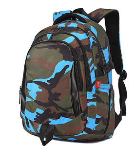 New Designer Pupli School Bag Camouflage Bag Sports Bag pictures & photos