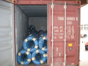 Galvanized Steel Wire for Mechanical Protective Covering (ASTM, BS, AS) pictures & photos