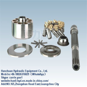 Rexroth Hydraulic Pump Engine Parts for Hitachi Komatsu Excavator (A4VG28/45/71/90/125/180/250) pictures & photos