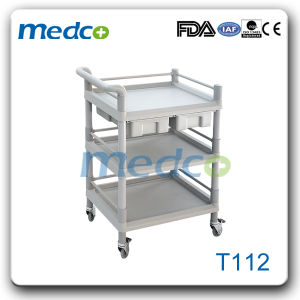 Hot! ! Hospital Patient Emergency Treatment Trolley pictures & photos
