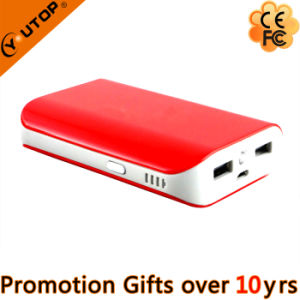 Hot 6000mAh/8000mAh Molibe Power Bank with LED Lighting (YT-PB14) pictures & photos