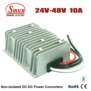 Waterproof DC-DC Power Converter 24V to 48V 10A 480W Converter pictures & photos