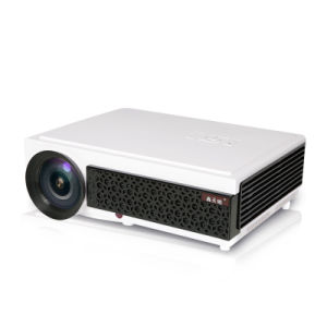 Original Equipment Manufacturer High Brightness Wireless LED Projector 96+ pictures & photos