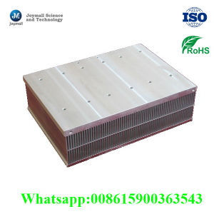 Custom Air Cooling Aluminum Die Casting Used for Machinery Radiator pictures & photos