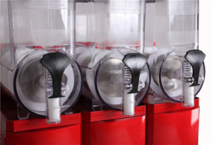 60L Double Tank Slush Machine Frozen Slush Machine pictures & photos