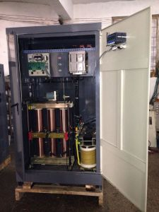 SBW AVR 400kVA Three-Phase High Power Stabilizer Voltage Regulator pictures & photos