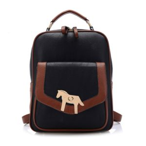 Contrast Color Factory Cartoon or Classic Handbag Rucksack pictures & photos