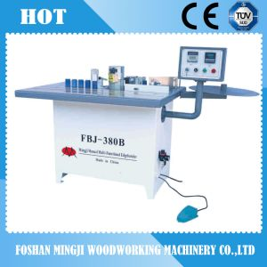 PVC Veneer Manual Edge Banding Machine for Woodworking pictures & photos