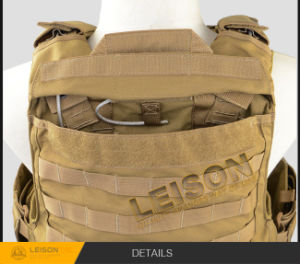 1000d Cordura Ballistic Vest with Quick Release System pictures & photos