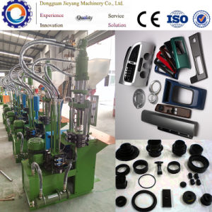Plastic Vertical Plastic Injection Moulding Machine for Cable pictures & photos