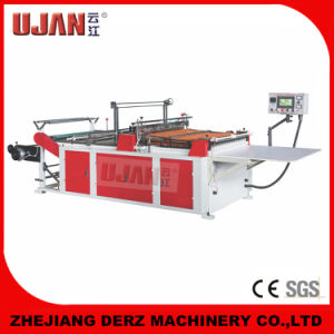 Edge Sealing and Heat Cutting Bag Making Machine pictures & photos