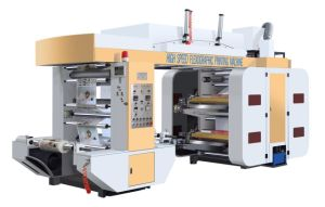 Four-Color Flexography Printing Machine (YT4600/4800/41000) pictures & photos