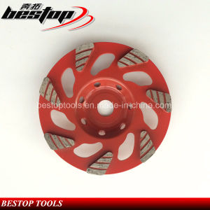 "5"" Dianond Grinding Cup Wheel for Stone pictures & photos"