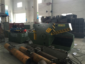 Q43-2000 Hydraulic Scrap Metal Shear Machine pictures & photos