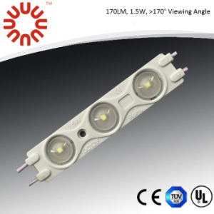 170lm/PC and View Angle >170deg. SMD 2835 UL Injection LED Module pictures & photos