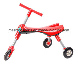 Cheap and Good Quality 3 Wheel Baby Riding Walker Tricycle Factory pictures & photos