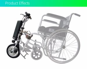 36V 350W Electric Wheelchair Attachment with 10.4ah Lithium Battery pictures & photos