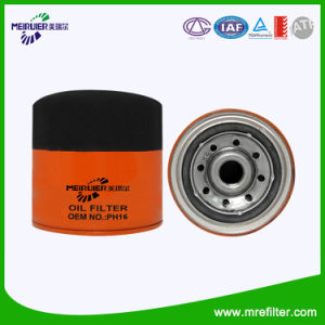 Engine Oil Filter pH16 in Chinese Factory pictures & photos