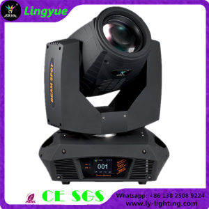 Hot New 280W Beam Spot Wash 3in1 Moving Head pictures & photos