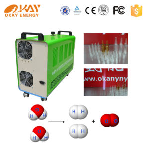 Hho Hydrogen Generator Fuel Saver Aluminum Welder Machine pictures & photos