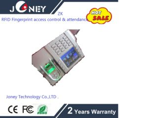 Zk Biometric Fingerprint Time Attendance with Recorder Printer (JYF-iclock580) pictures & photos