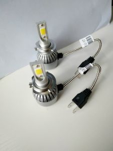 Car Light 36W C6 LED Headlight (H7) pictures & photos