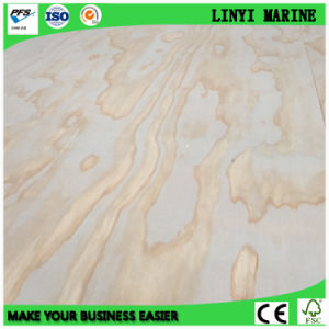 Radiate Pine Plywood BB/CC Grade Popar Core E1 Glue Mexico pictures & photos