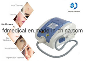 China Manufacturer Portable Hair Removal Machine IPL Shr Laser Machine with Ce pictures & photos