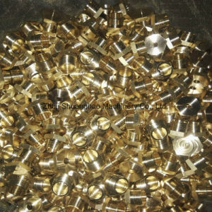 High Precision Brass Fittings pictures & photos