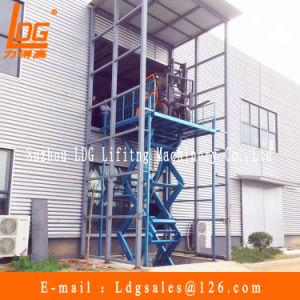 Stationary Hydraulic for Car Lift (SJG5-5)
