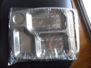 Winolaz Brand Stainless Steel Service Tray pictures & photos