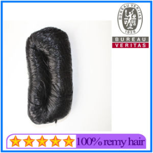 High Quality Shot Hair Weft for Africa Woman pictures & photos
