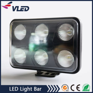 Newest 60W LED Work Light for off-Road Vehicle Trucks pictures & photos