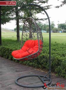 Outdoor Wicker Rattan Hammock Swing Chair