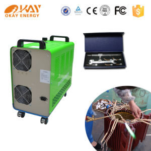 Hho Hydrogen Generator Fuel Saver Polishing Machine for Acrylic Sheet pictures & photos