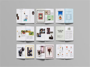Full Colors Offset Printing Custom Magazine Printing Book Printing pictures & photos