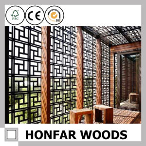 SPA Japanese Wood Room Divider for Japan Decoration pictures & photos