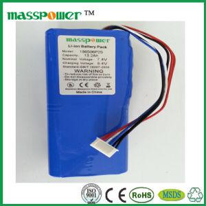 7.4V 13ah Lithium Electric Batteries pictures & photos