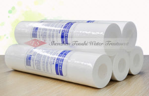 10 Inch Sediment Blown PP Filter Cartridge Manufacturers pictures & photos