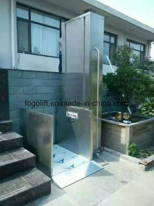 1-8m Home Wheelchair Lift for Elder pictures & photos