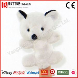 Stuffed Toy Plush Animal Fox Finger Puppet for Kids/Children pictures & photos