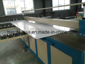 Plastic Production Welding Table Sawing Machine on Sale pictures & photos