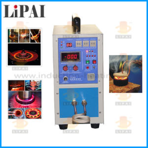 Supersonic Frequency Induction Heating Brazing Welding Machine pictures & photos