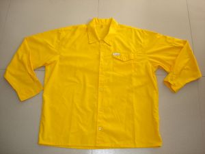 Basic Design Yellow Jacket T/C Fabric pictures & photos