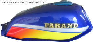 Motorcycle Parts Fuel Tank of Blue Color pictures & photos