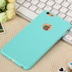 Matte Soft High Quality Fresh Cell Phone Case for iPhone 6/6s/6 Plus pictures & photos