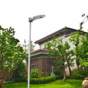 New Portable Solar Lamp for Garden Rechargeable Battery Solar Product pictures & photos