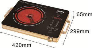 One Burner Hi-Light Cooker with Handle Sm-Dt212 pictures & photos
