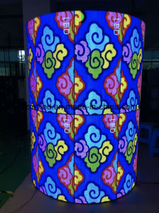 P4 Curve Rounded LED Screen, for Your Smooth Curve Circle! pictures & photos